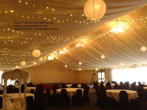 The 10 best projection hire images on pinterest event lighting fairy light hire scotland junglespirit Images