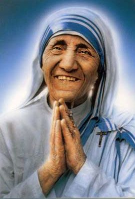 Daily Novena Prayer to St. Mother Teresa, including podcast and text of prayers for each day - and many other podcasts about St. Mother Teresa - Discerning Hearts