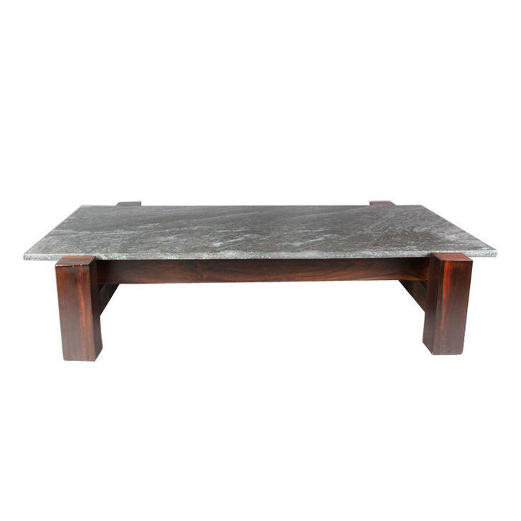 1stdibs | Brazilian rosewood and black granite coffee table - 25+ Best Ideas About Granite Coffee Table On Pinterest Faux