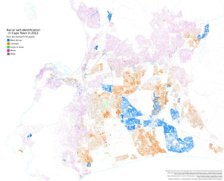RESOURCE: Adrian Frith – Cape Town dotmaps