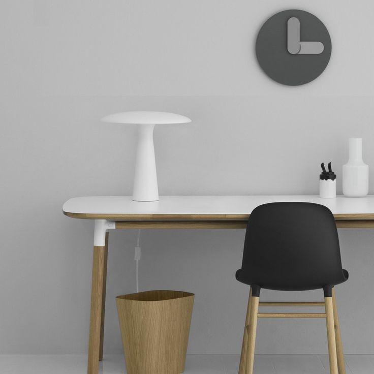 Shelter bordlampe - Køb på Dubuy.dk