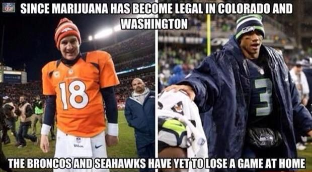 Dump A Day Funny Denver Bronco And Seattle Seahawk Pictures - 30 Pics