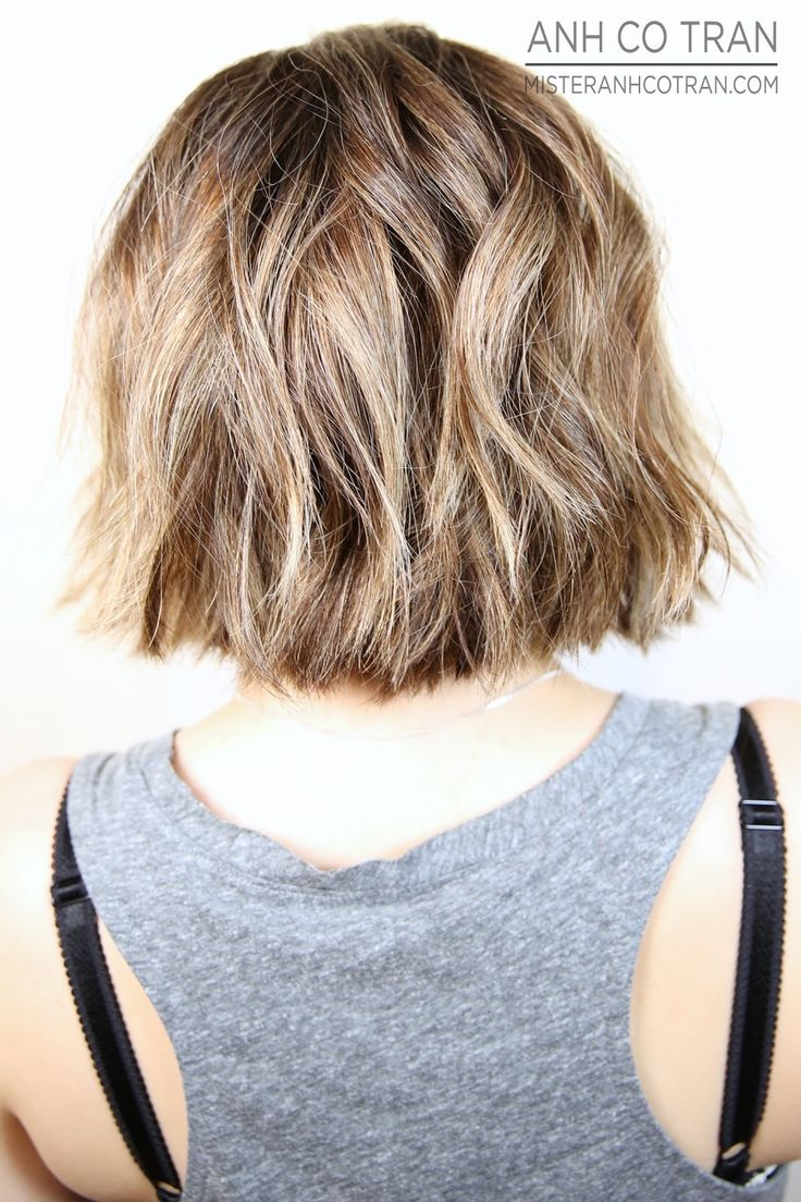 A GREAT SUMMER CHANGE! Cut/Style: Anh Co Tran • IG: @anhcotran • Appointment inquiries please call Ramirez|Tran Salon in Beverly Hills at 310.724.8167.