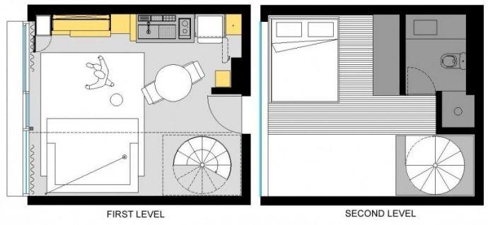 Маленькая и уютная резиденция в Сан-Паулу, Бразилия - Дизайн интерьеров | Идеи вашего дома | Lodgers