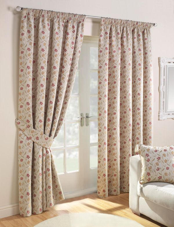 Mia Autumn Ready Made Curtains