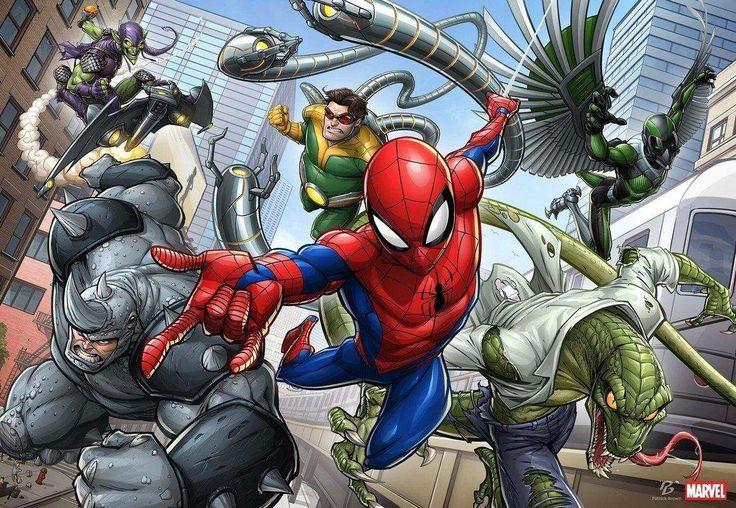 Homem-Aranha - Liberada a primeira imagem oficial do novo desenho animado do herói! - Legião dos Heróis
