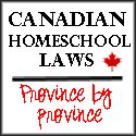 Homeschool Laws in Canada: Province by Province