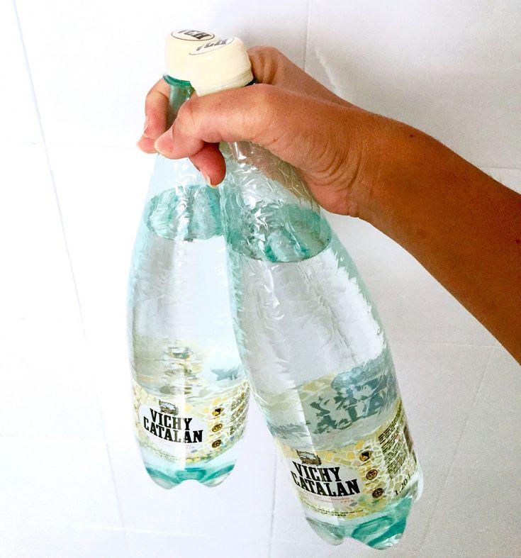 https://flic.kr/p/z1XZHm | Dos mejor que una. Nuevas botellas PET para Vichy Catalan