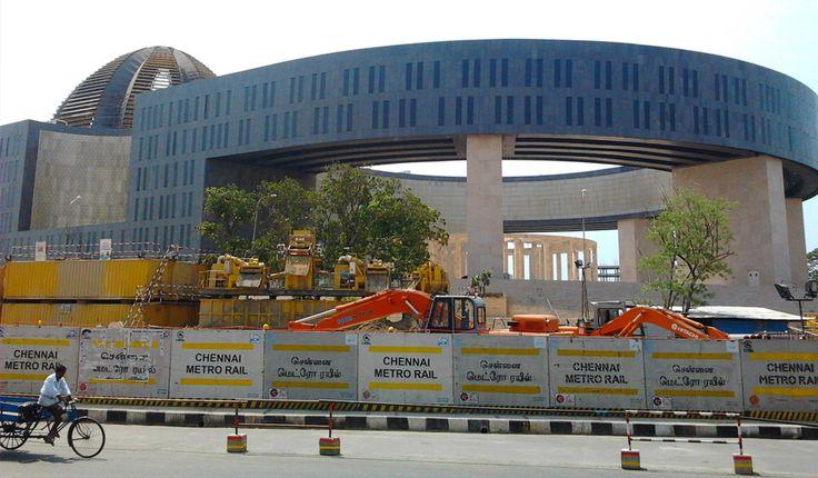 Chennai Metro Update: Tunneling between Washermenpet - Korukkupet to be Completed before September-end #RailAnalysis #News #Metro