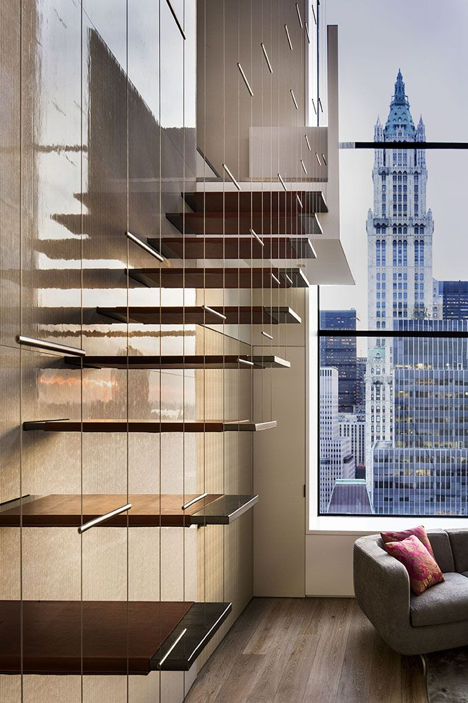 TriBeCa Penthouse   New York