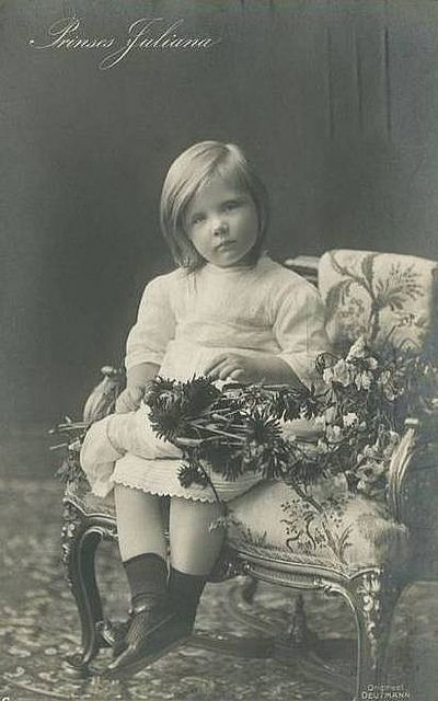 Young Princess Juliana of the Netherlands | Flickr - Photo Sharing!