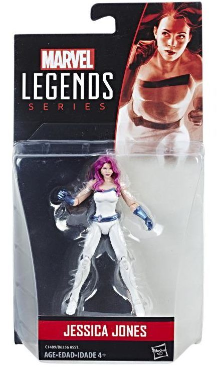Marvel Legends Jewel Figure Packaged
