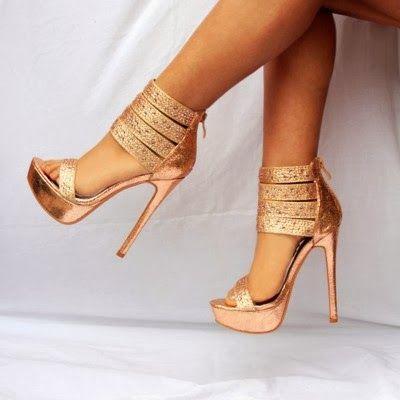 Atractivos Zapatos de 15 años de fiesta | Moda y tendencias