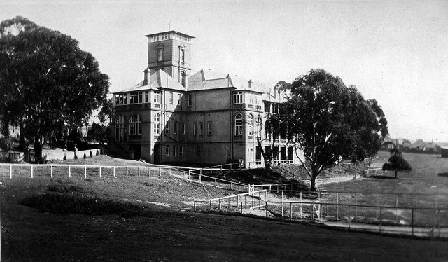 The Convent, Mount St Mary's, Katoomba.  June, 1922 - Flickr