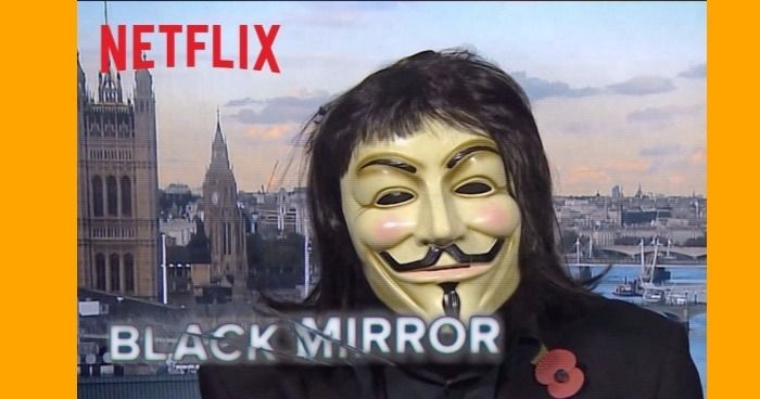 'Black Mirror' Netflix Trailer Is Creeping The Fuck Out Of Everybody