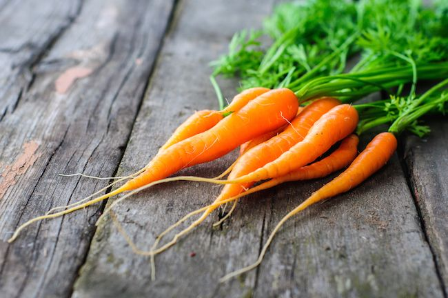 The minerals in carrots help prevent tooth damage. #dentistry #healthyfood