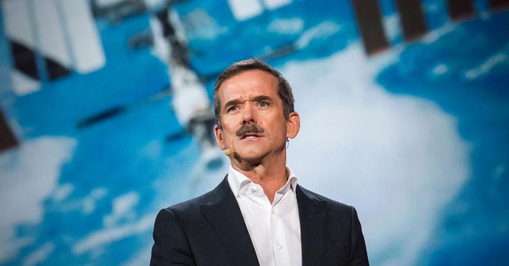 "There's an astronaut saying: In space, ""there is no problem so bad that you can't make it worse."" So how do you deal with the complexity, the sheer pressure, of dealing with dangerous and scary situations? Retired colonel Chris Hadfield paints a vivid portrait of how to be prepared for the worst in space (and life) -- and it starts with walking into a spider's web. Watch for a special space-y performance."