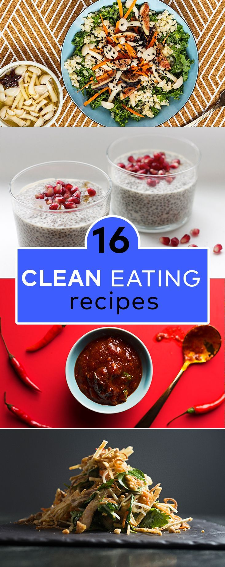The best clean eating recipes
