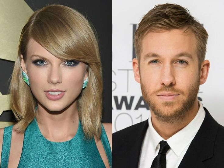 Calvin Harris e Taylor swift stanno insieme