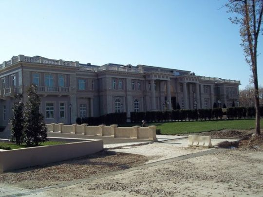 Putin's Palace on the Black Sea