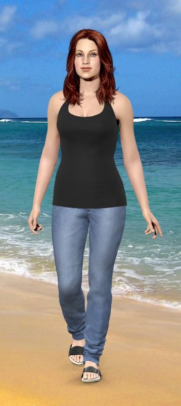 My Goal Weight - Image simulator
