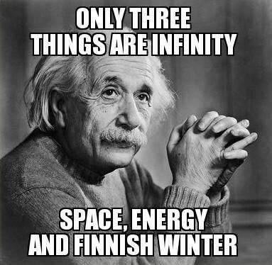Yes... Finland