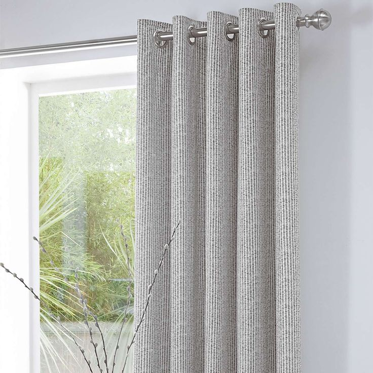 17 best ideas about neutral eyelet curtains on pinterest. Black Bedroom Furniture Sets. Home Design Ideas