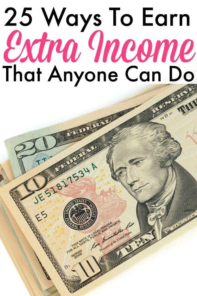 This blogger made over $4,500 from side hustles. She is literally the queen of side hustles! She is sharing over 25 ways she earned extra income in this post that anyone can do. If you want to make extra money, this post will tell you how!