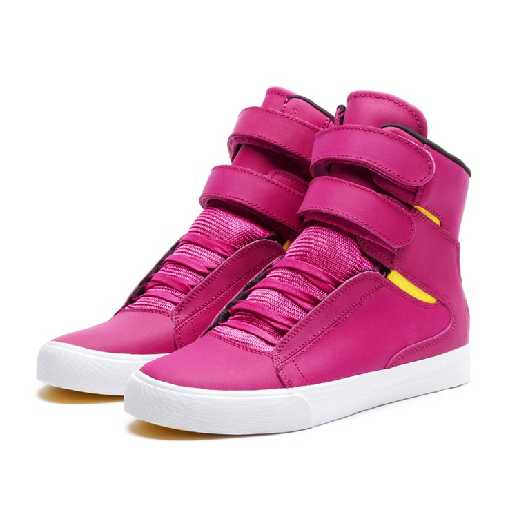 Supra Skytop Muska Red Carpet Edition Tuf Black Skate Shoes
