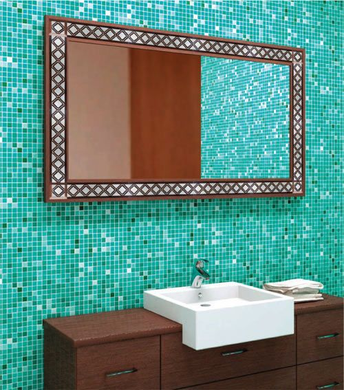 neelnox stainless steel mosaic tiles aqua walls and wall