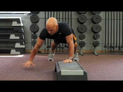 High intensity, explosive power, strength & stability functional training