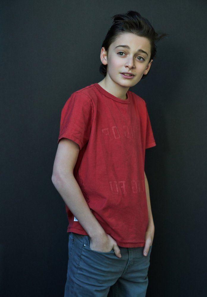 Noah Schnapp, Actor: Stranger Things. Rising young star Noah Schnapp's most recent work is as series regular Will Byers, in Netflix's critically acclaimed show, Stranger Things. He plays Joyce Byers' son, (played by Winona Ryder) an oddball kid who becomes subject to strange supernatural forces that beset his hometown. Noah discovered his love for acting at a particularly early age. Like many young actors, his first experiences ...