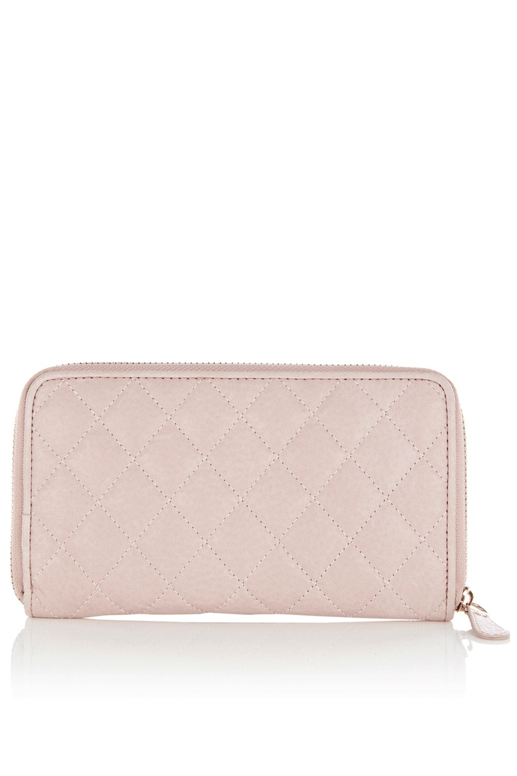 Leather quilted handbags and purses - Leather Quilted Purse