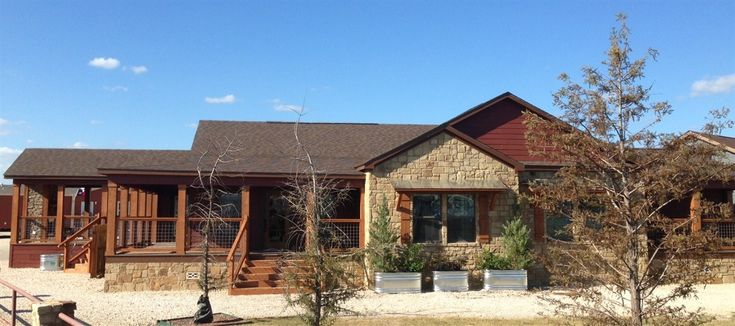 Clayton Homes of New Braunfels, TX | Photos The PONDEROSA - A Gentleman's Ranch Home - Rustic Elegance | 43IMP45733AM