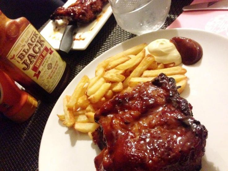 how to cook spare ribs in the oven then grill