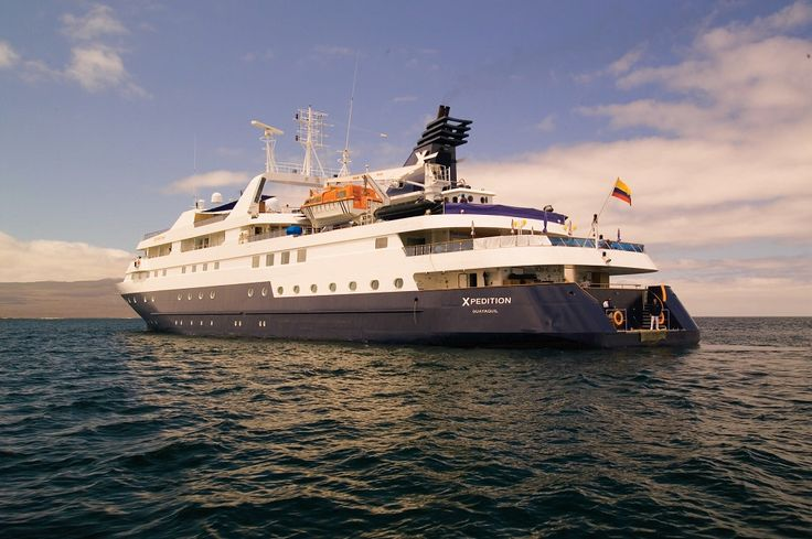 Sailing to the legendary #Galapagos Islands, the intimate #CelebrityXpedition offers an experience that is halfway between a cosmopolitan cruise and an intrepid explorer's voyage. Enjoy the inviting atmosphere, luxurious interior a thrilling sense of adventure. #CelebrityCruises