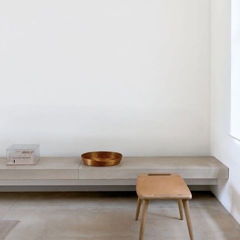 john pawson. Minimalism is not defined by what is not there but by the rightness of what is and the richness with which this is experienced. The rigorously modernist architect John Pawson. __________ #art #interiordesign #architecture #contemporary #johnpawson #minimalism #inspiration