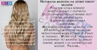 Znalezione obrazy dla zapytania maska na włosy naturalna