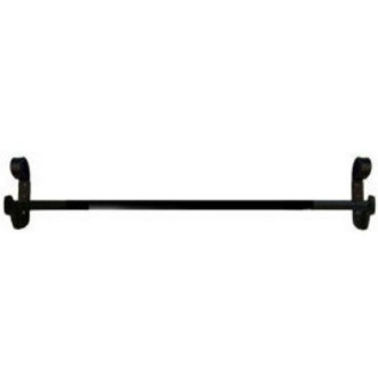 37.95 Wrought Iron Plain Towel Bar