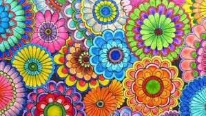 Adult Coloring Books  Best Stress Reliever EVER!