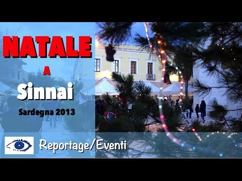 Christmas market in Sardinia, Italy.  Natale a Sinnai 2013 Don't forget to subscribe to Eye-Photography Youtube channel!!