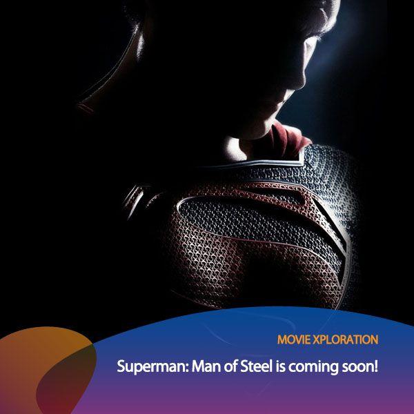 Salah satu film yang ditunggu di tahun 2013 adalah Man of Steel! Kabarnya akan dirilis pada bulan Juni 2013 nanti. Film ini akan menceritakan ulang kisah Clark Kent/Superman dari kecil. Man of Steel akan disutradarai oleh Zack Snyder (sutradara film 300). Jadi, pastinya nanti bakal keren banget nih! Siapa disini yang fans Superman?    Cek juga trailernya disini dengan koneksi internet Hot Rod 3G+ kamu: http://www.youtube.com/watch?v=KVu3gS7iJu4