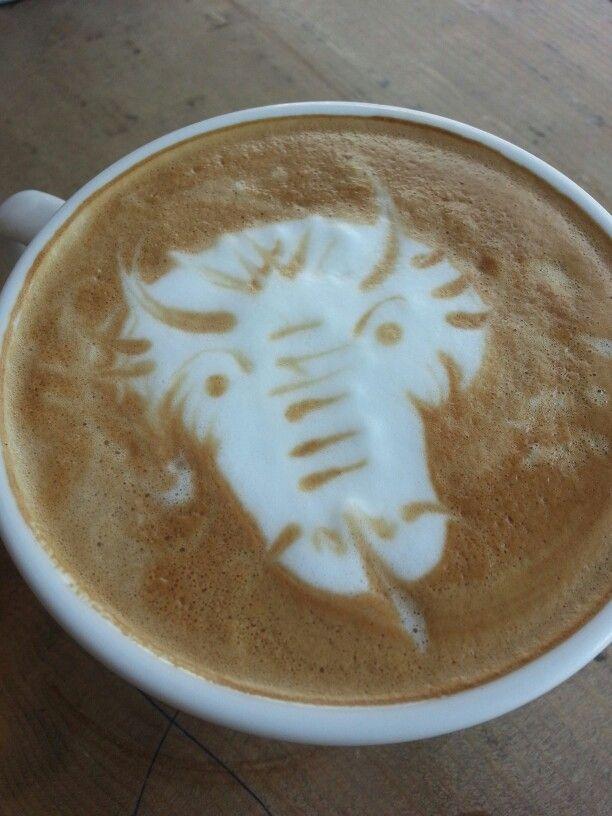 Dragon latte
