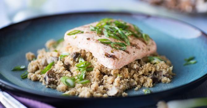 Recette de Truite grillée au gingembre et sauce miso. Facile et rapide à réaliser, goûteuse et diététique. Ingrédients, préparation et recettes associées.