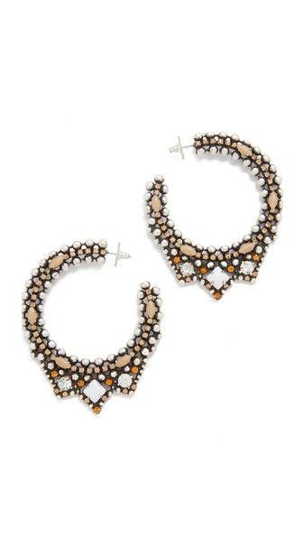 DANNIJO Virgo Earrings