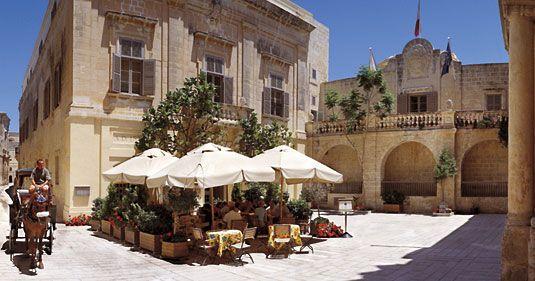 Xara Palace, Mdina