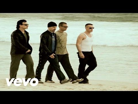 U2 - Walk On - And I know it aches/And your heart it breaks