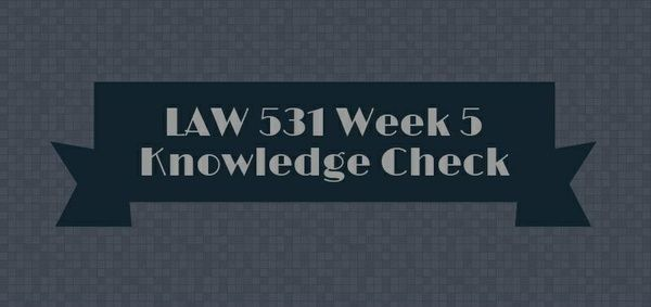 LAW 531 Week 5 Knowledge Check 1. Under what system of corporate voting by shareholders can a minority shareholder achieve success in electing someone to the board of directors? 2. In 1970, Congress established an administrative agency to enforce statutes enacted to protect the air and water of this country. What is the name of this agency? 3. The Sarbanes-Oxley Act is intended to increase the confidence of the public and investors through increasing which of the following?