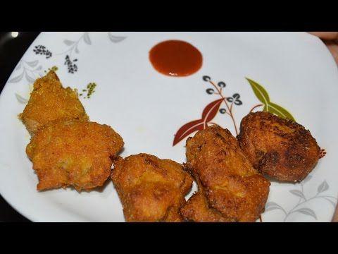 Kathal ke kabab recipe...(Jackfruit Kebab) - YouTube