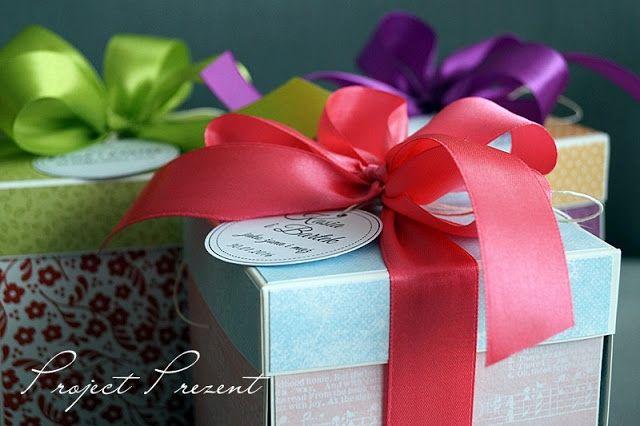 Ślub za ślubem ...... exploding box